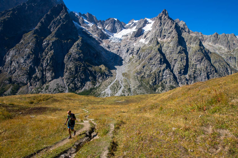 Rifugio Bonatti - Sentiero